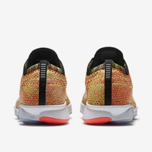 Nike Flyknit Zoom Agility Hot Lava runner shoes Boutique